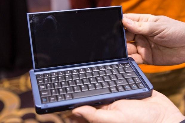 «گرالفون» ترکیبی از تبلت و موبایل با سیستم عامل ویندوز ۱۰ و اندروید