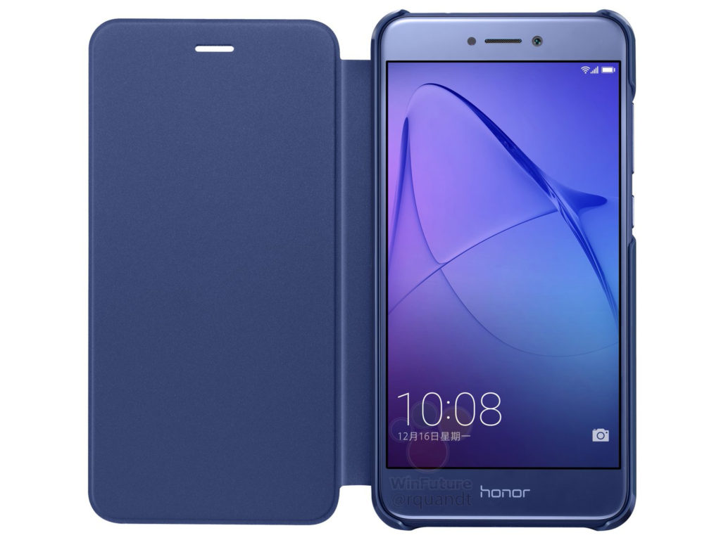 Honor-8-Lite-in-a-case