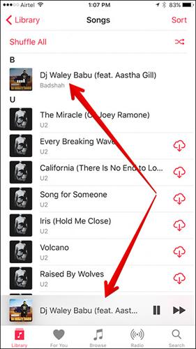 اضافه کردن آهنگ به استوری های اینستاگرام