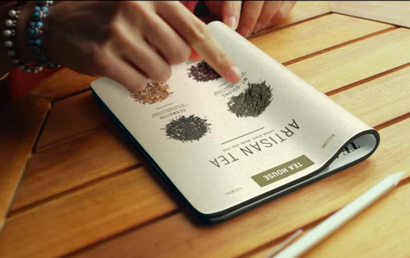 پتنت تازه مایکروسافت راهی برای حذف کاغذ!