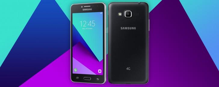 سامسونگ Galaxy J2 Ace با پشتیبانی شبکه ۴G VoLTE معرفی کرد