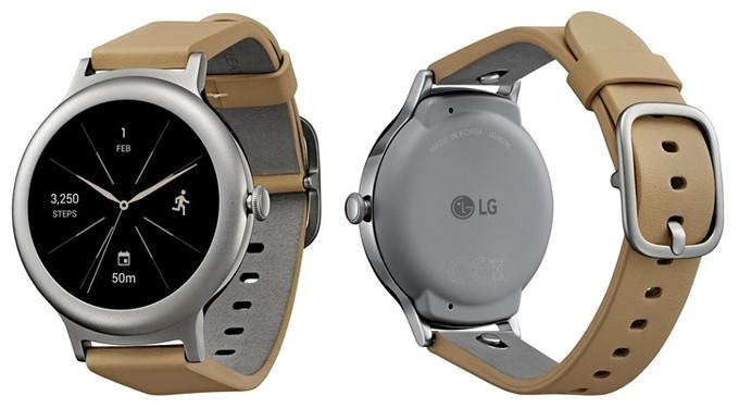 الجی دو ساعت هوشمند جدید با پلتفرم Android Wear 2.0 رونمایی میکند