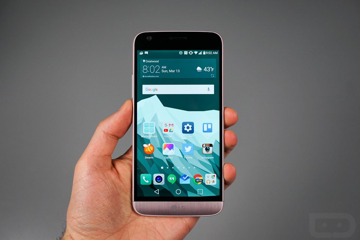 مشاهده کنید: تصویر منتشر شده از بخش پشتی کیس گوشی الجی G6