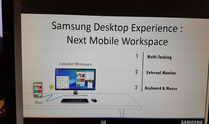 """گلکسی S8 و قابلیت جدید """"تجربه دسکتاپ""""؛ کمی رویایی ..!"""
