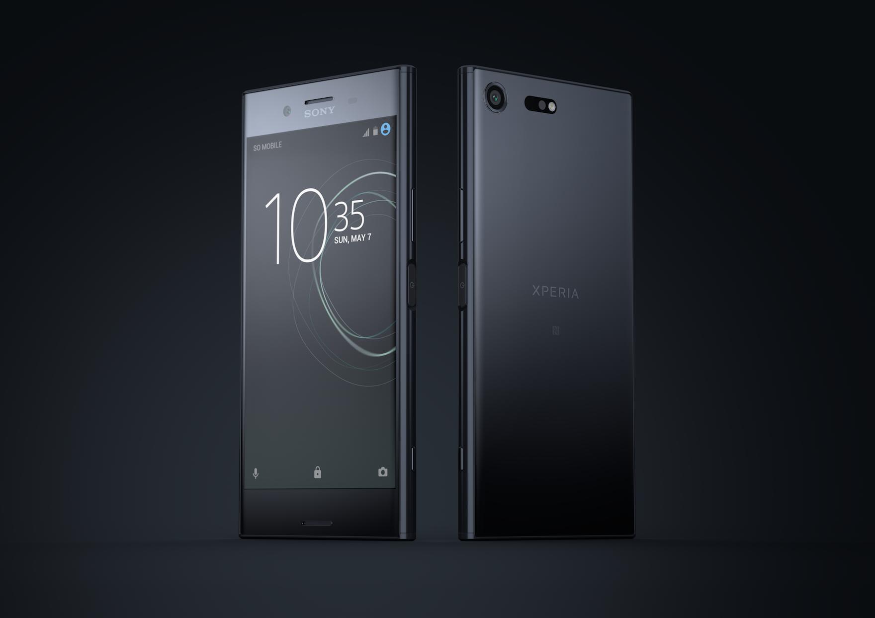 Xperia XZ Premium رونمایی شد؛ شگفتانگیزِ سونی با قابلیت ویدیوی با حرکت بسیار آهسته برای نخستینبار در یک تلفن هوشمند