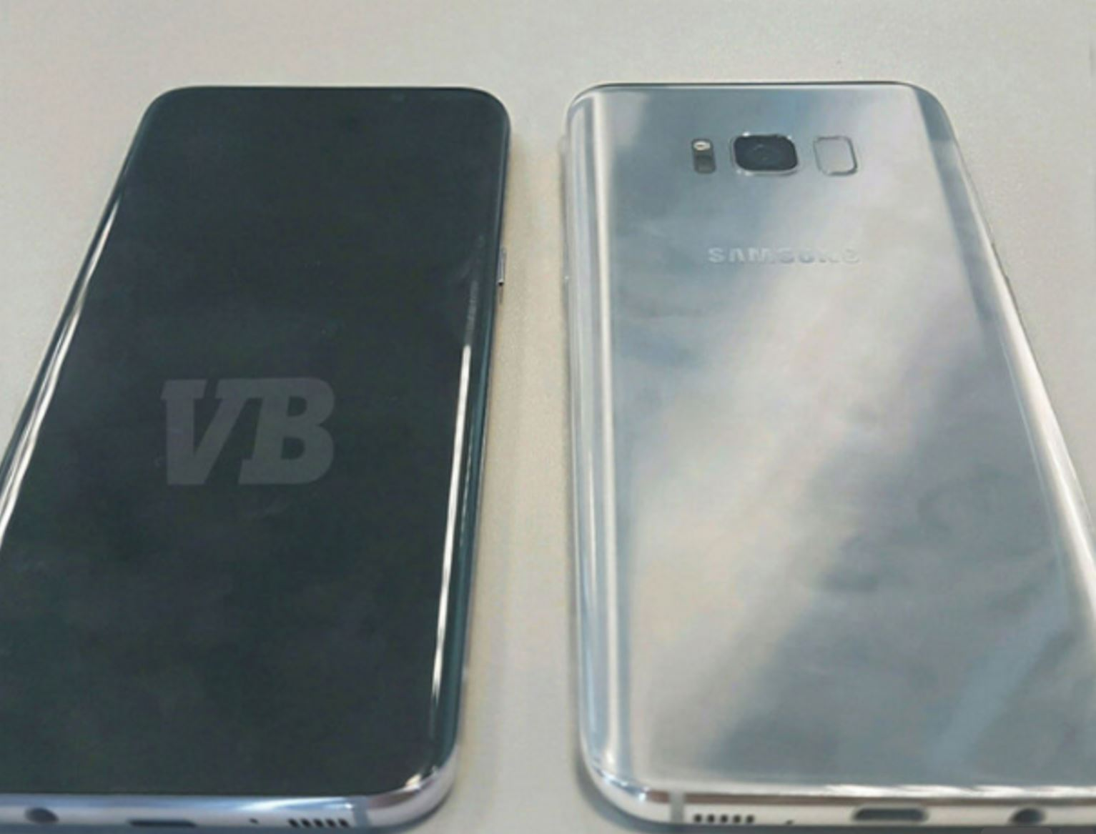 قابهای تولید شده برای گلکسی S8 و S8 Plus از سنسور پشتی اثرانگشت در این محصول حکایت دارند