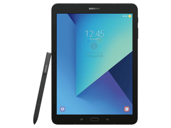 تبلت Galaxy Tab S3 سامسونگ با قلم S Pen عرضه میشود