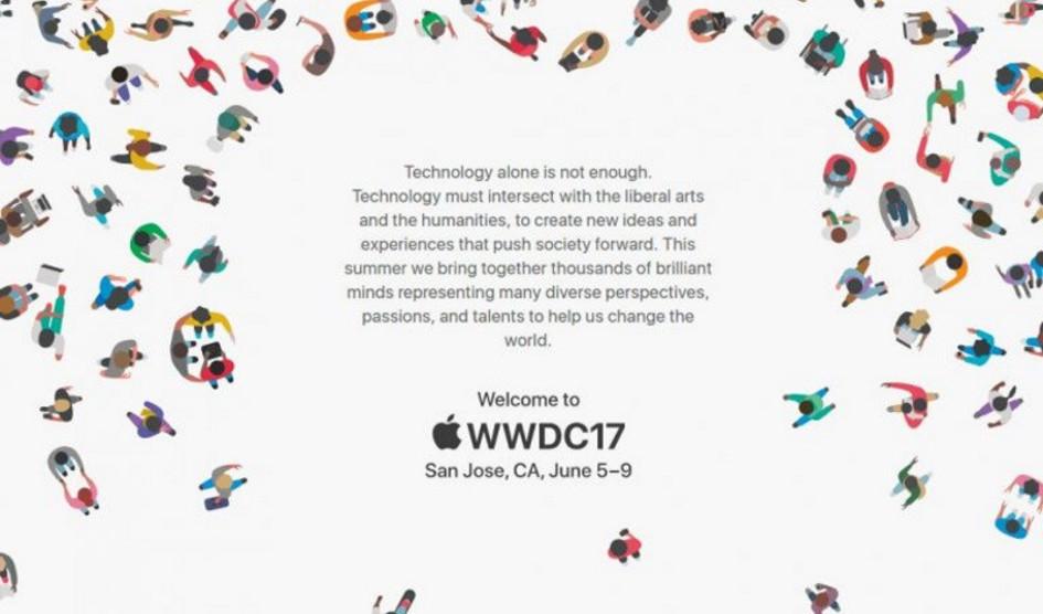رویداد WWDC 2017 اپل در سن خوزه برگزار می شود