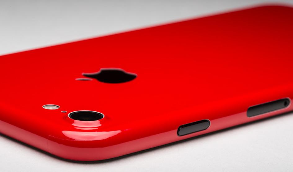 از آیفون ۷ به رنگ قرمز تا آیفون اس یی ۱۲۸ گیگابایتی