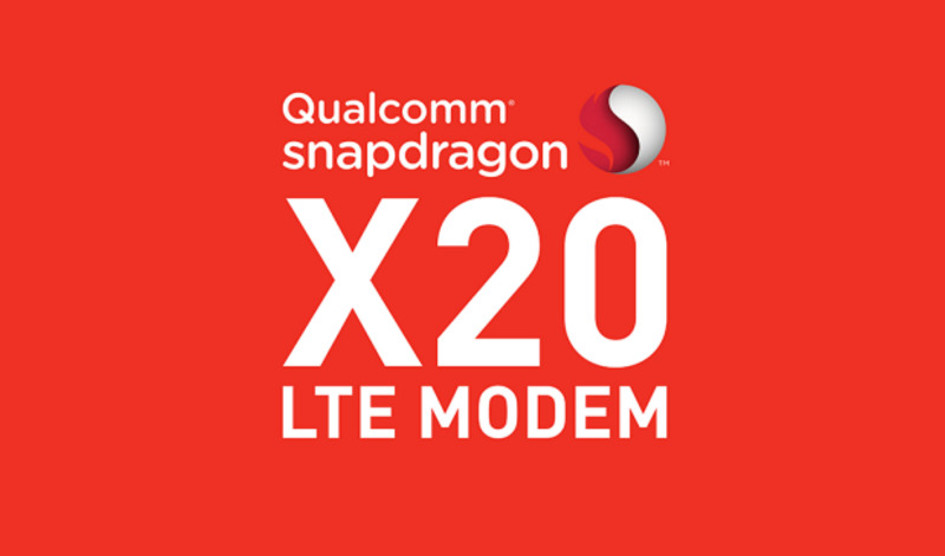کوالکام از مودم X20 Gigabit مخصوص اینترنت ۵G در تلفنهای همراه رونمایی کرد