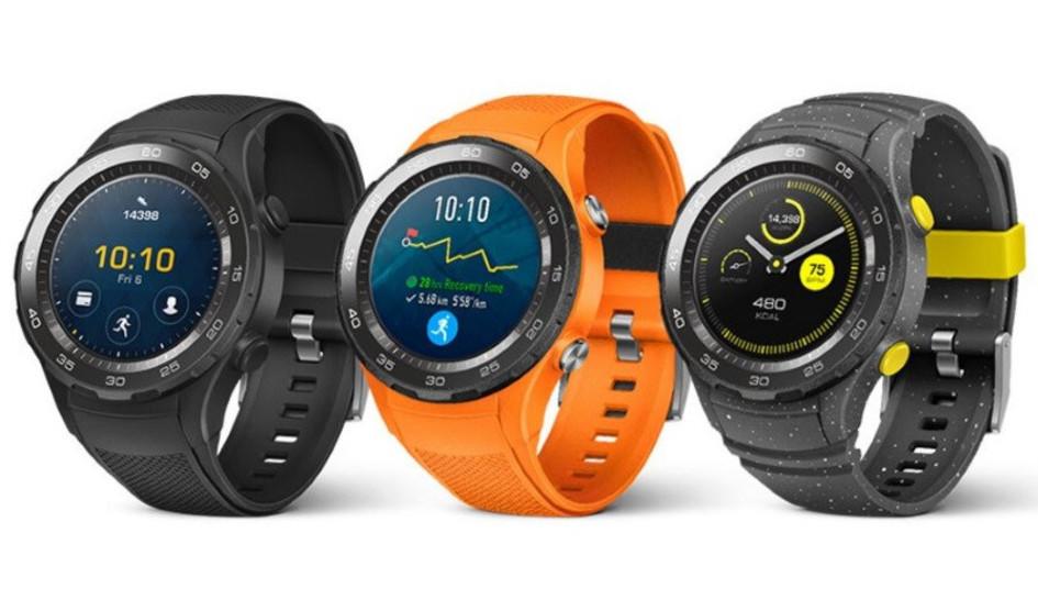 تصاویر رندر شده ساعت هوشمند هوآوی با نام Watch 2 لو رفت