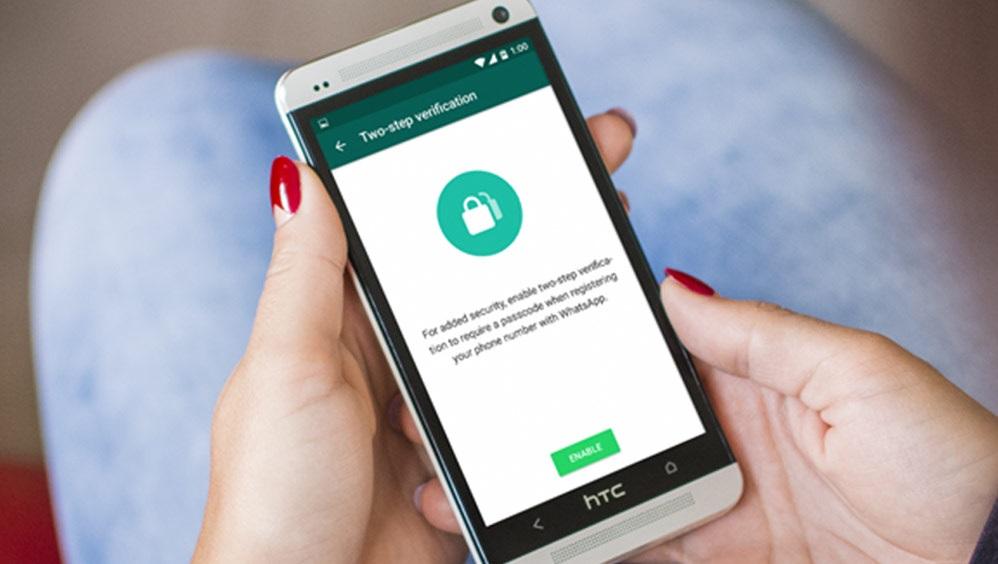 قابلیت احراز هویت دو مرحلهای برای واتساپ فراهم شد