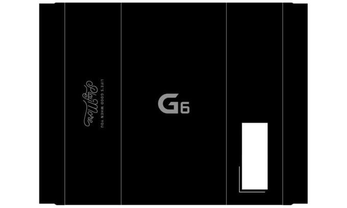 الجی G6 هفتم آوریل در آمریکا عرضه خواهد شد