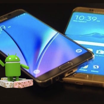 Samsung-Galaxy-Note-5-Android-7.0-Nougat