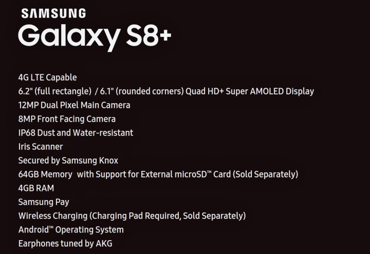 Samsung-Galaxy-S8-Plus-Specifications-List-720x495