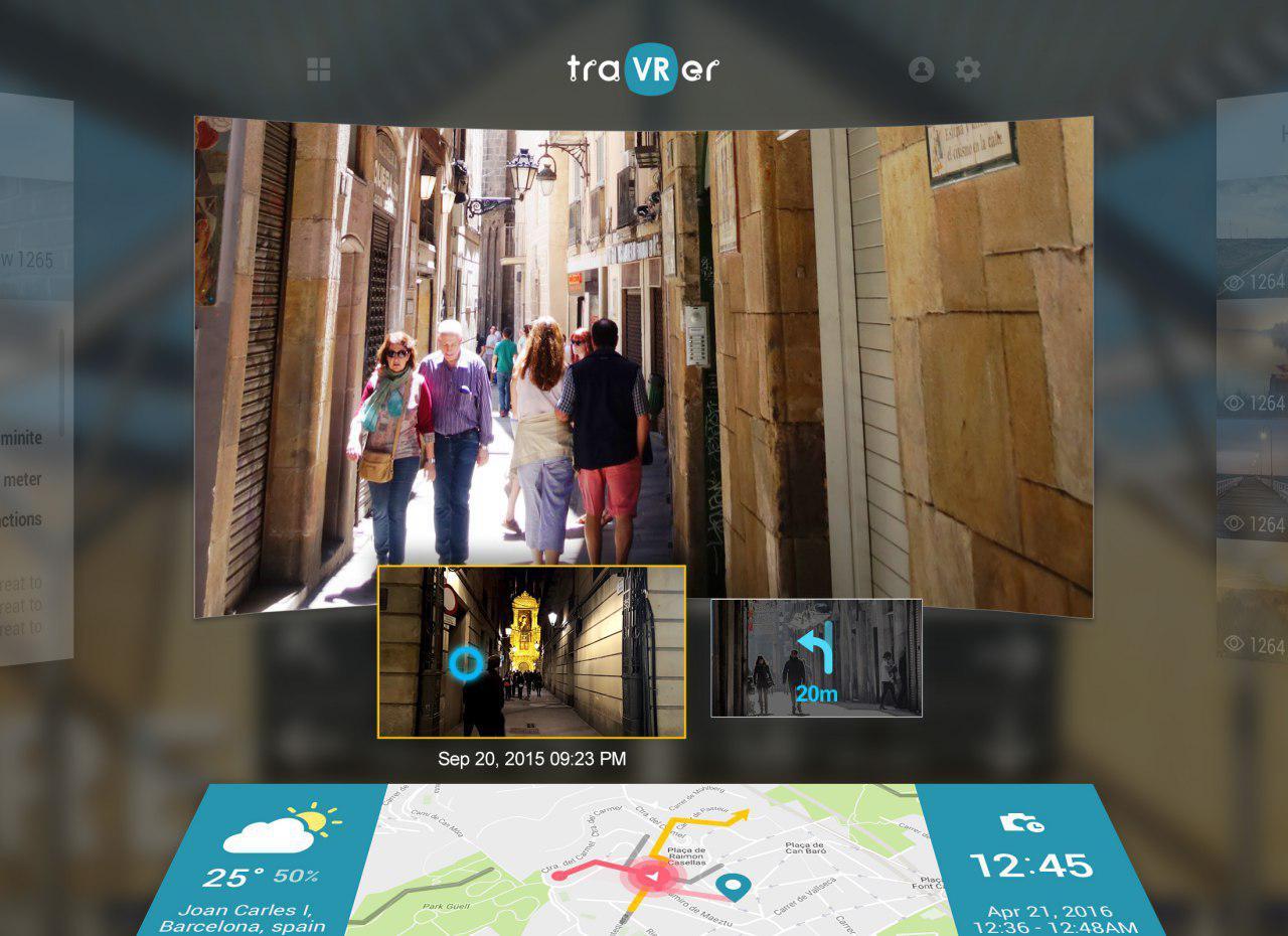 بخش C-Lab سامسونگ پروژههای جدید واقعیت مجازی را در کنگره جهانی موبایل ۲۰۱۷ نمایش میدهد