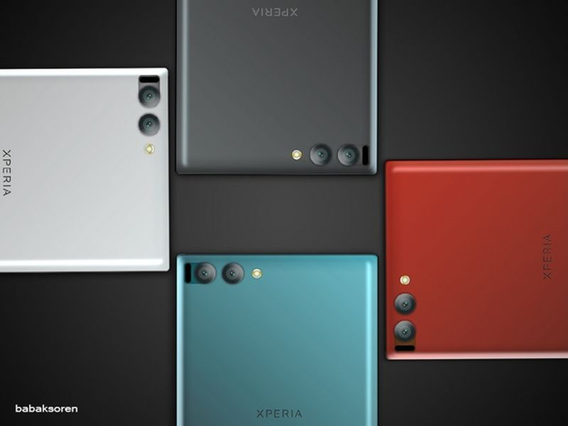 احتمال ارایه قابلیت Motion Eye در دوربین گوشیهای Xperia XZs و Xperia XZ Premium سونی