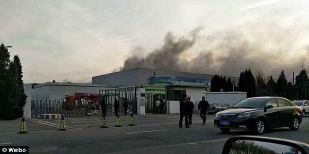 وقوع آتشسوزی در کارخانه باتریسازی سامسونگ! / گلکسی اس ۸ با تاخیر میرسد؟