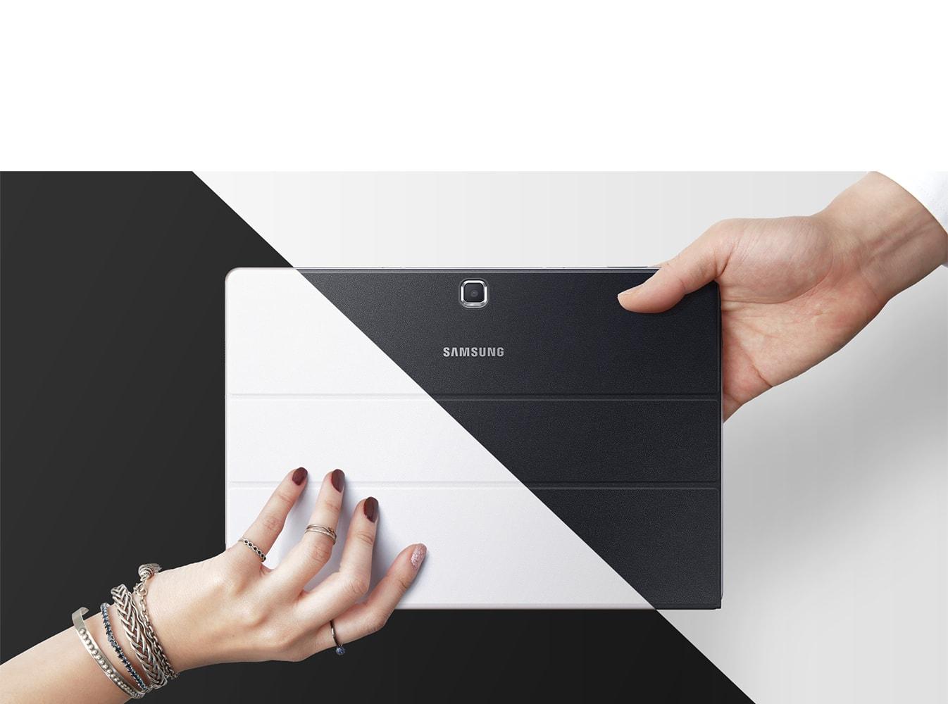 تلاش سامسونگ برای رساندن تبلت ویندوز ۱۰ خود به همایش جهانی موبایل