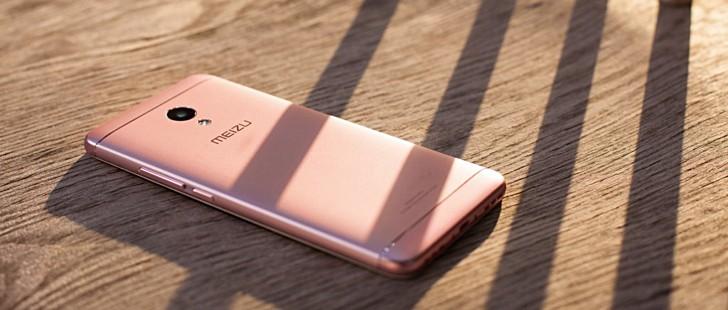 تلفن هوشمند M5s میزو معرفی شد