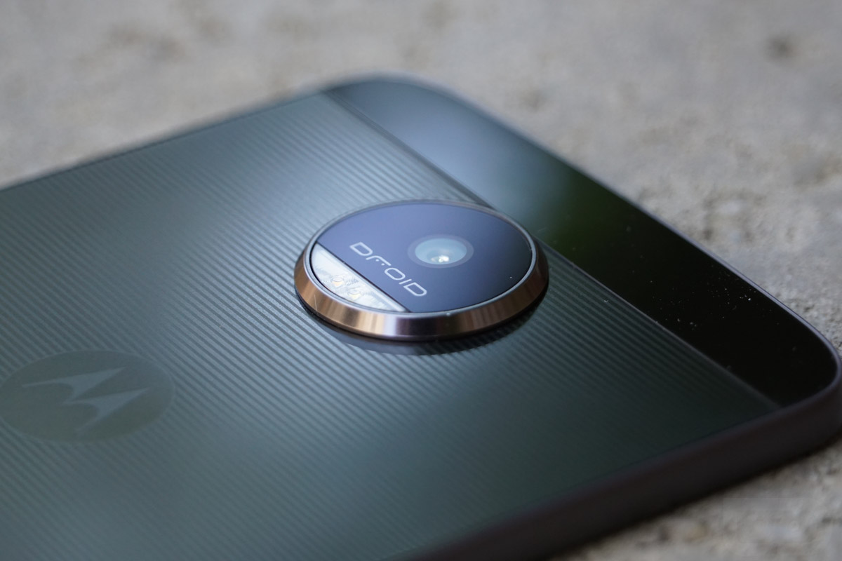 ارایه آپدیت اندروید ۷ برای موتو زد (Moto Z)