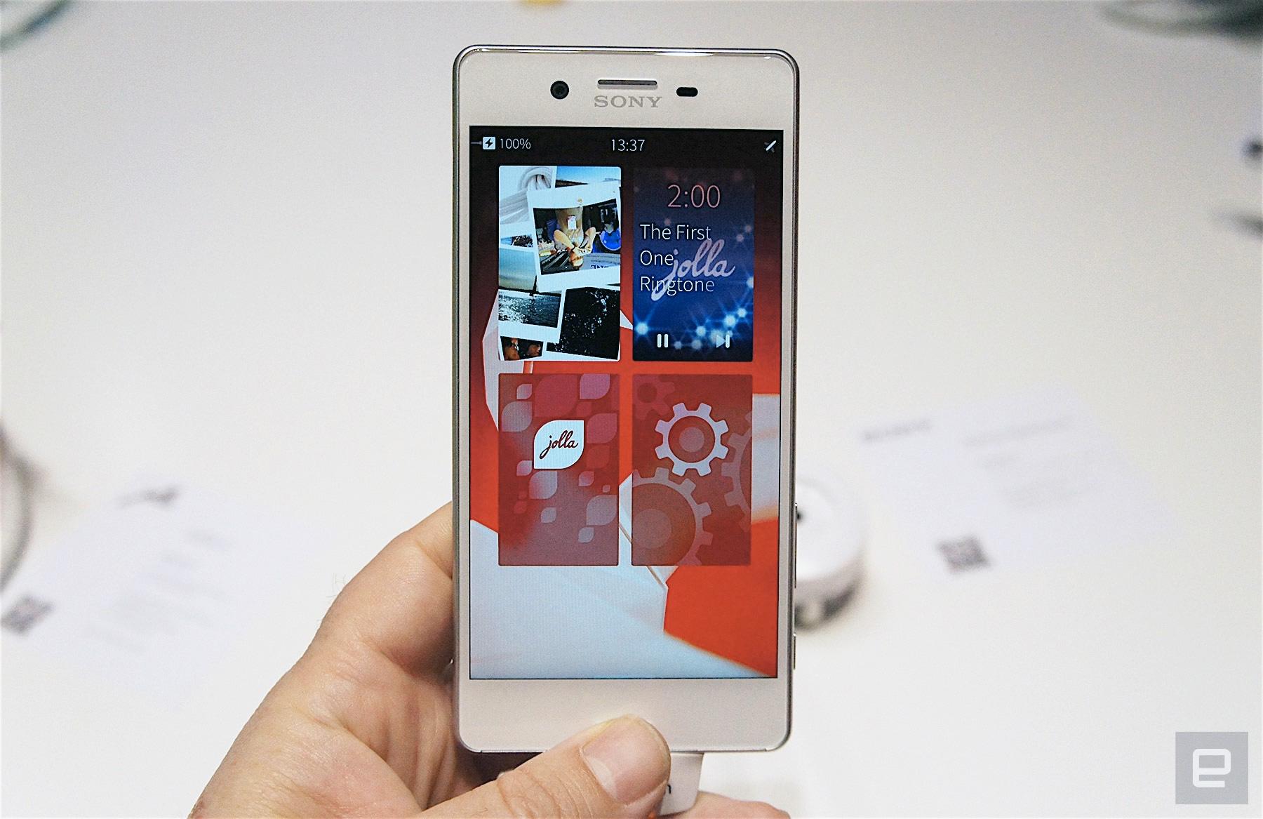 سیستم عامل جولا مهمان بسیاری از تلفن های هوشمند سونی خواهد شد