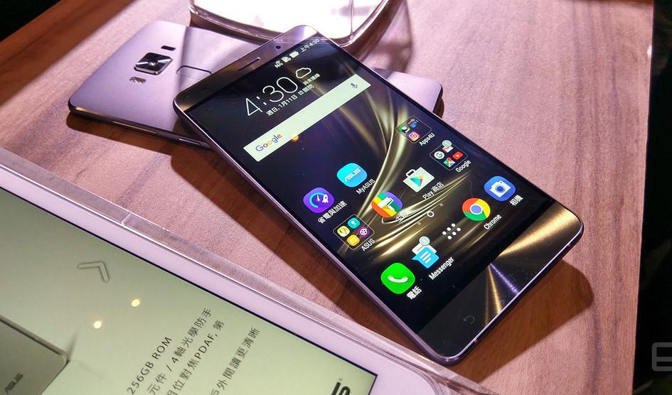 ایسوس به روزرسانی نوقا را برای گوشیهای هوشمند ZenFone 3 از سر میگیرد