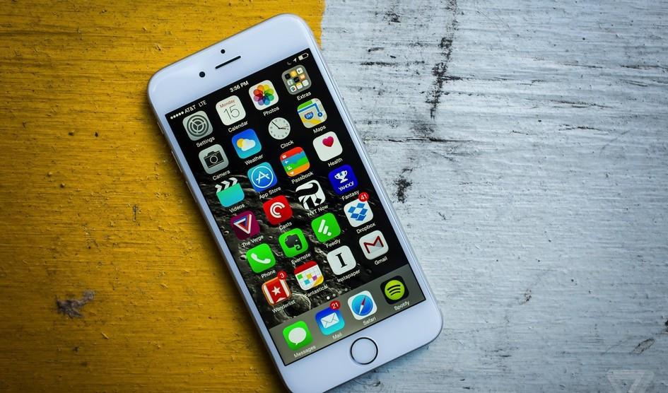 آیفون ۶ اس پرفروشترین گوشی هوشمند جهان در سال ۲۰۱۶ شد