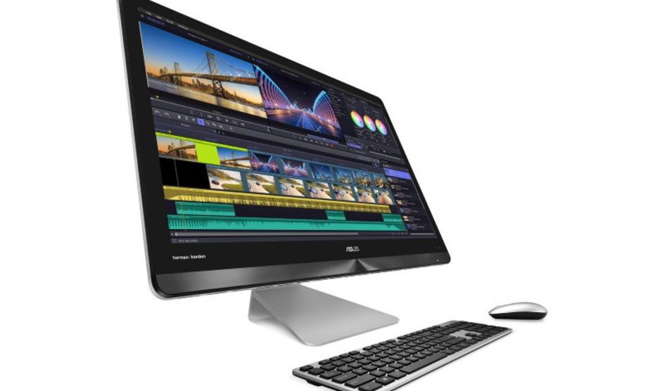 با جدیدترین کامپیوتر All-in-one به قیمت تقریبی ۱۵۰۰ یورویی ایسوس آشنا شوید