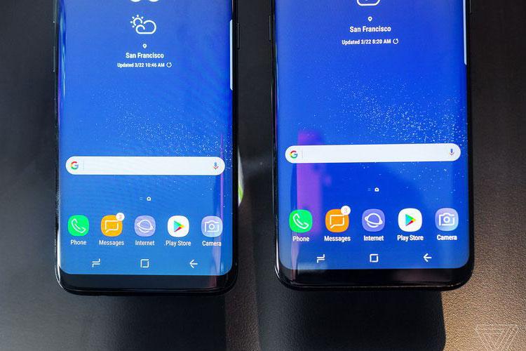 تماشا کنید: آنباکس (جعبه گشایی) سامسونگ گلکسی اس ۸ و اس ۸ پلاس (Galaxy S8 & S8 plus)