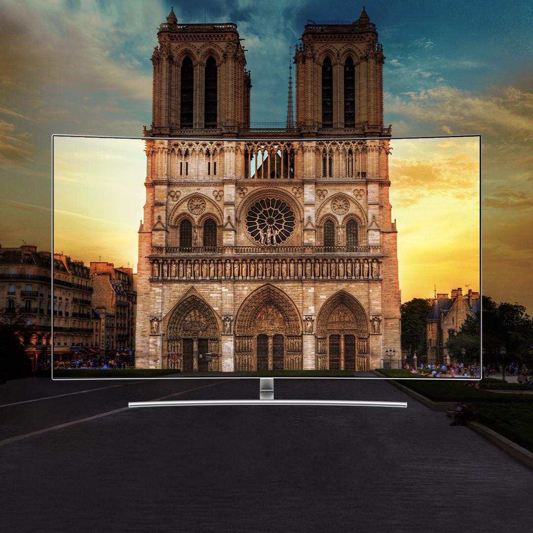 نگاهی به مفهوم حجم رنگ و اهمیت آن در کیفیت تصویر تلویزیون