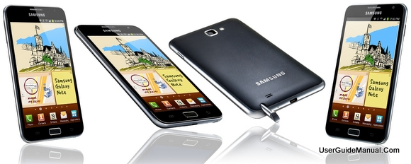 SamsungGalaxyNote_GTN7000-ManualUserGuide-TechnicalSpecifications