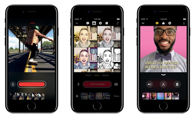 اپل از اپلیکیشن Clips برای ادیت ویدیوها به صورت فان رونمایی کرد