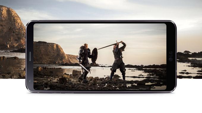 ال جی ورژن مشکی جی ۶(LG G6) را در کره جنوبی عرضه خواهدکرد !