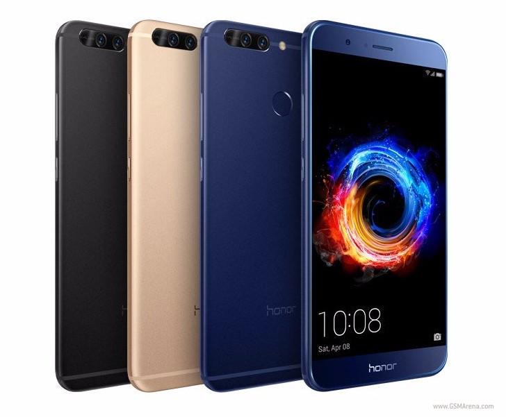 Honor 8 Pro هوآوی در روسیه معرفی شد