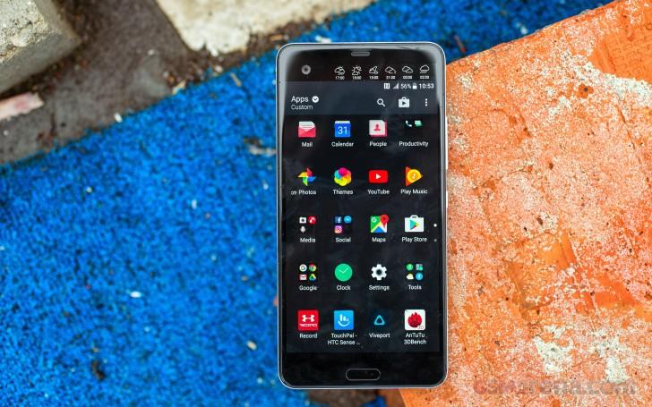 عمر باتری HTC U Ultra مشخص شد ؛ قدمی مثبت