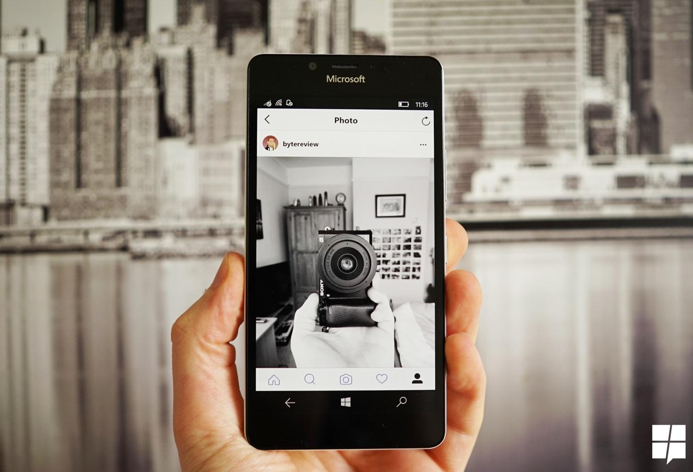 امکان بارگذاری چند عکس با یک مطلب در به روزرسانی جدید اینستاگرام برای ویندوز ۱۰