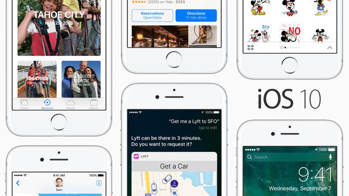 ششمین نسخه آزمایشی  از iOS 10.3 منتشر شد ؛ با تغییرات آشنا شوید