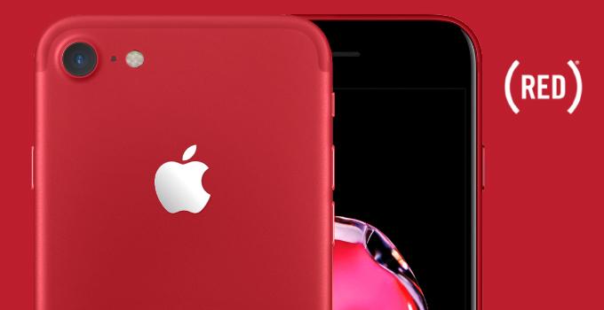 نظر شما در مورد نسخه قرمز رنگ آیفون با پنل مشکی چیست؟