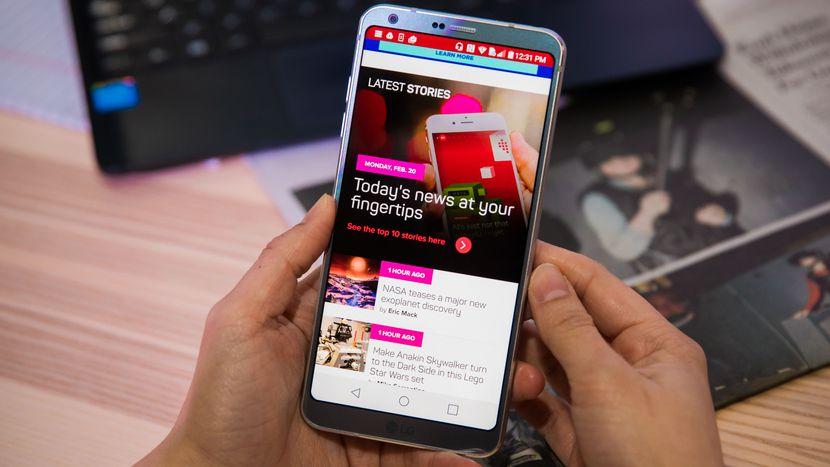 فروش گوشی LG G6 از هفته دوم اردیبهشت به همراه گارانتی طلایی شروع خواهد شد