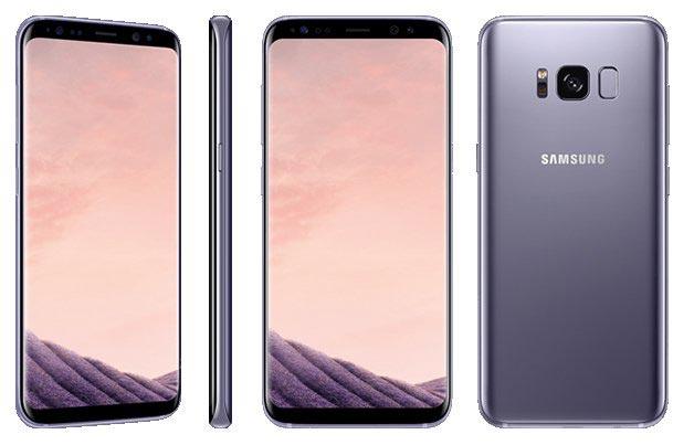 سامسونگ گلکسی اس ۸  (Galaxy S8) رسما معرفی شد