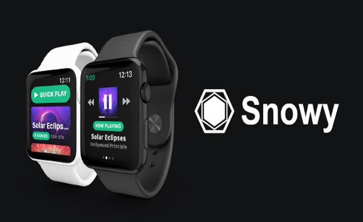 بالاخره اسپاتیفای به عنوان یک نرمافزار جانبی و با نام snowy به ساعتهای اپل اضافه خواهد شد!