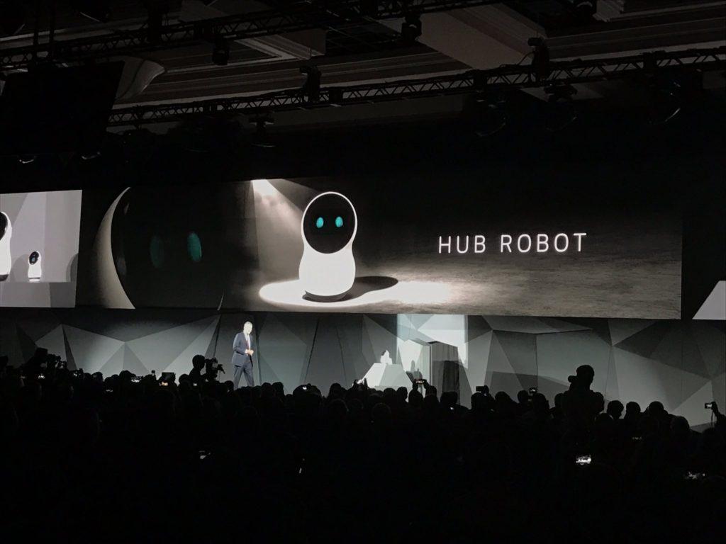 ربات کنترل مرکزی خانگی الجی تمام مشکلات معمول خانههای هوشمند را برطرف کرده است