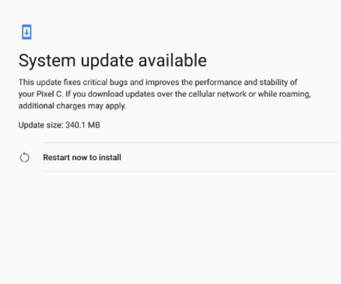 اندروید 7.1.2