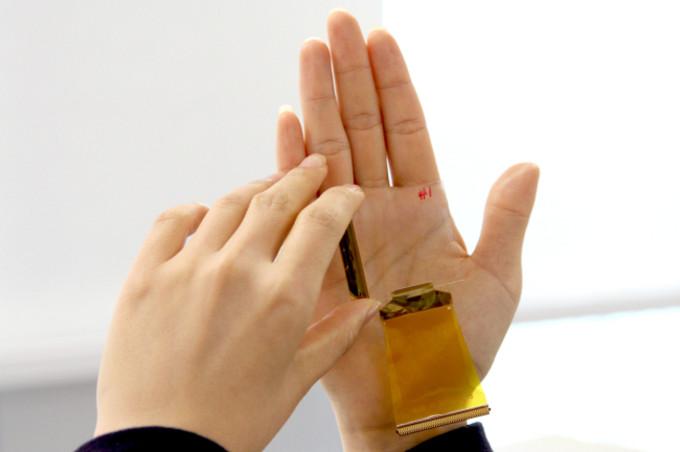 حسگر اثر انگشت روی نمایشگر به زودی به برندهای زیادی از جمله، هواوی و اوپو خواهد آمد