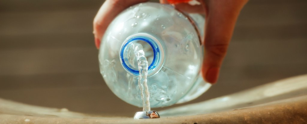 دستگاهی برای تقطیر هوا به آب آشامیدنی!