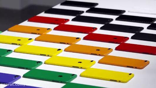 آیفون ۷ پلاس در ۱۰ رنگ مختلف! رنگ شما کدام است؟