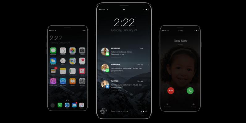 مشکل بزرگ اپل: تعبیه تاچ ایدی در ایفون ۸ سود کمی دارد!