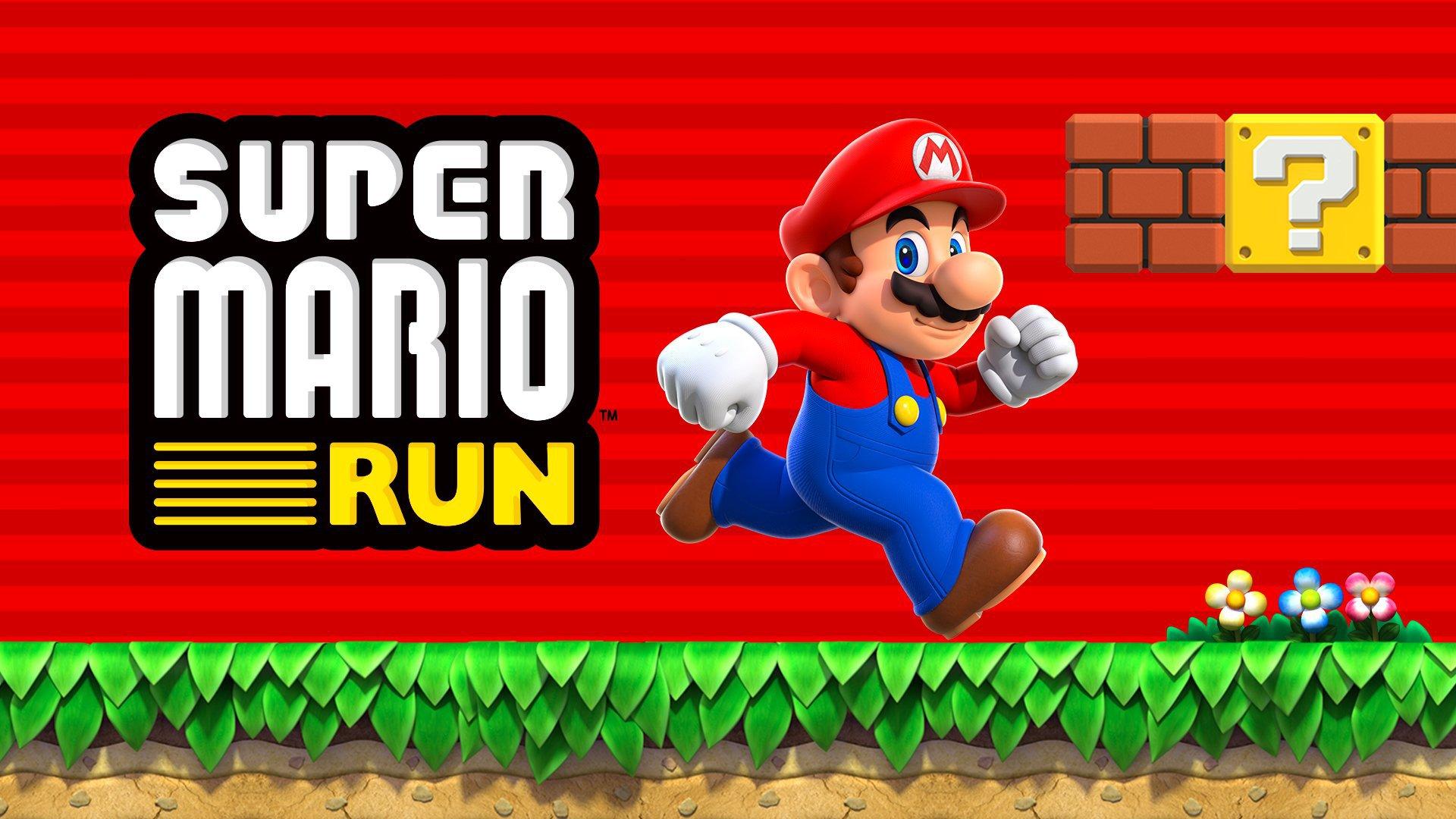 Super Mario Run با ۱۵۰ میلیون دانلود، از Fire Emblem کمتر درآمد زا بوده است