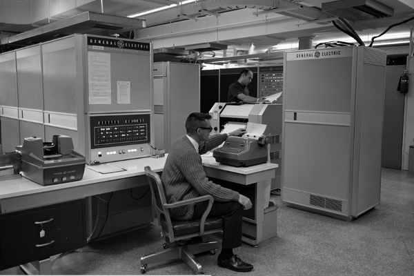 کامپیوترهای بزرگ